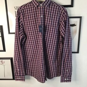 Buttoned Down (L) Men's Classic Fit Shirt NWT
